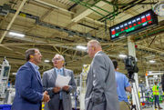 Wyoming GM plant producing heavy-duty pickup truck axles after $119M expansion