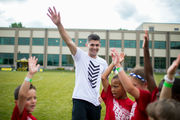 As his star continues to rise, Christian Pulisic remains at home in Hershey