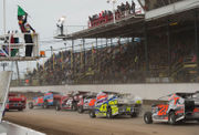 Super DIRT Week will return to Oswego Speedway for next 3 years