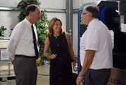 ABLE Machine Tool Sales in Agawam, adding jobs, earns visit from Lt. Gov. Karyn Polito
