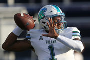 Can Tulane beat Ohio State?  A 1 percent chance the Buckeyes could lose