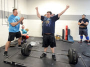 Western Mass. Special Olympics powerlifting team raises funds at 'Donuts and Deadlifts' event
