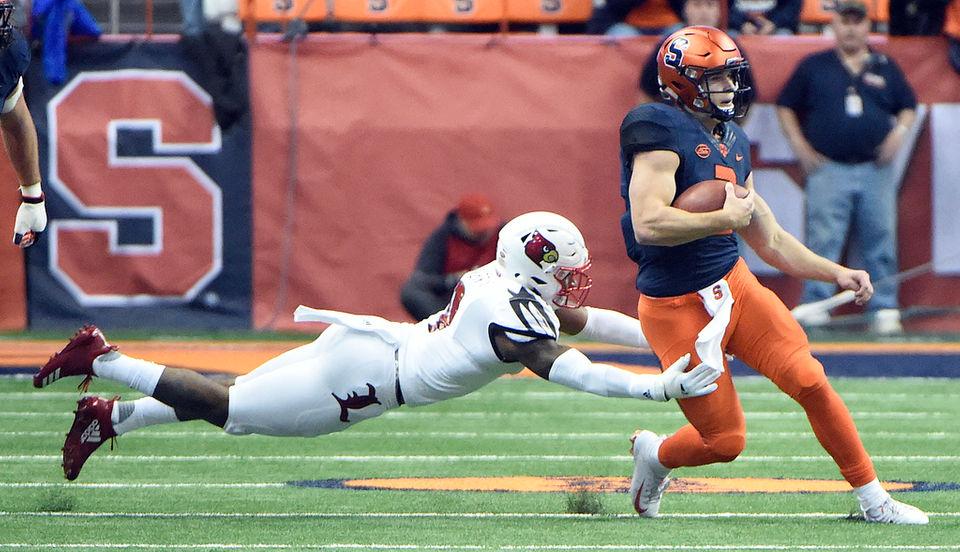 Lo mejor y lo peor de la victoria del Syracuse football contra Louisville