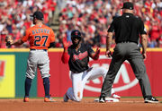 Cleveland Indians season ends in sad shadows of October – Terry Pluto