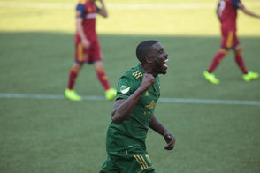 After moving away from the 4-2-3-1 formation following two poor performances in March, Timbers coach Giovanni Savarese has now employed the formation in each of the last two games. The Timbers beat Real Salt Lake 4-1 on the road on Oct. 6 in the set-up before posting a big 3-0 win over Salt Lake to clinch a playoff berth Sunday. The 4-2-3-1 was a staple of the Caleb Porter era and the Timbers have looked more than comfortable in the set-up over the last two weeks. Sebastian Blanco, who has excelled at multiple positions in the attack this year, has been highly effective as an inverted winger in the set-up. He has three goals and two assists in the last two games. The Timbers have looked a lot stronger in the attack overall in the formation as well and the defense has held up well. Portland has conceded just one goal over the last two matches. While it looks as if the Timbers have found a formation and lineup that could carry them into the playoffs, Savarese has a reputation for changing formations from game-to-game and it is unclear whether he will continue to employ the 4-2-3-1 against different opponents. Still, the club has shown that it can excel in the set-up and the Timbers could benefit from consistency in their lineup and formation heading into the postseason.