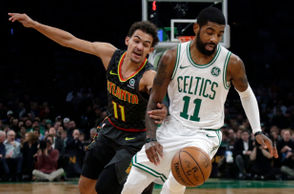 BOSTON -- The Boston Celtics mashed the Atlanta Hawks 129-106 on Friday, extending their winning streak to eight consecutive games. Here are 10 things we learned.