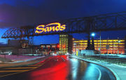 What casino sale? Sands license renewal hearing mum on pending deal