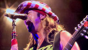 Reunited Poison with Bret Michaels along with Cheap Trick deliver a no-surprises show at DTE