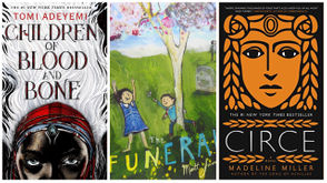 The New York Public Library this week released its Best Books of 2018, a selection of recommendations for kids, teens and adults, selected by the library staff. Here is a look at five of the choices from each list. To see the full list in each category, click here.