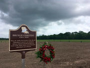 Slave cemetery in St. James Parish to be preserved