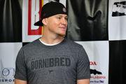 Channing Tatum shares love of Crimson Tide, motorcyles, vodka at IndyCar race