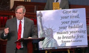 Merkley's moment: Changing the immigration debate and challenging Trump