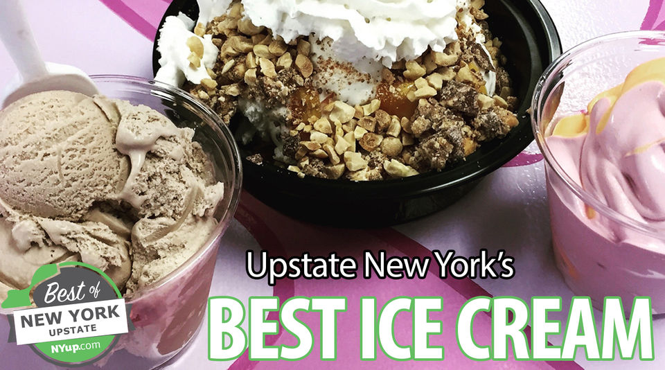 New Ice Is By Far Best >> Upstate Ny S Best Ice Cream Stand See Your First Nominees