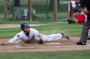 WMU's Blake Dunn ignites Muskegon Clippers' opening win over Saginaw
