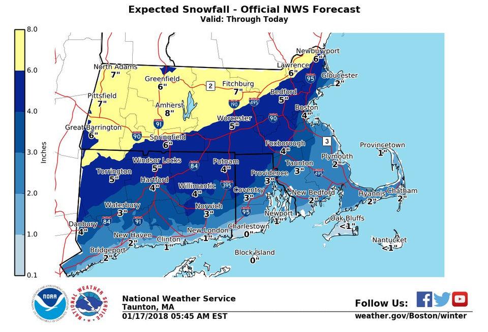 Springfield MA Weather Forecast Radar News