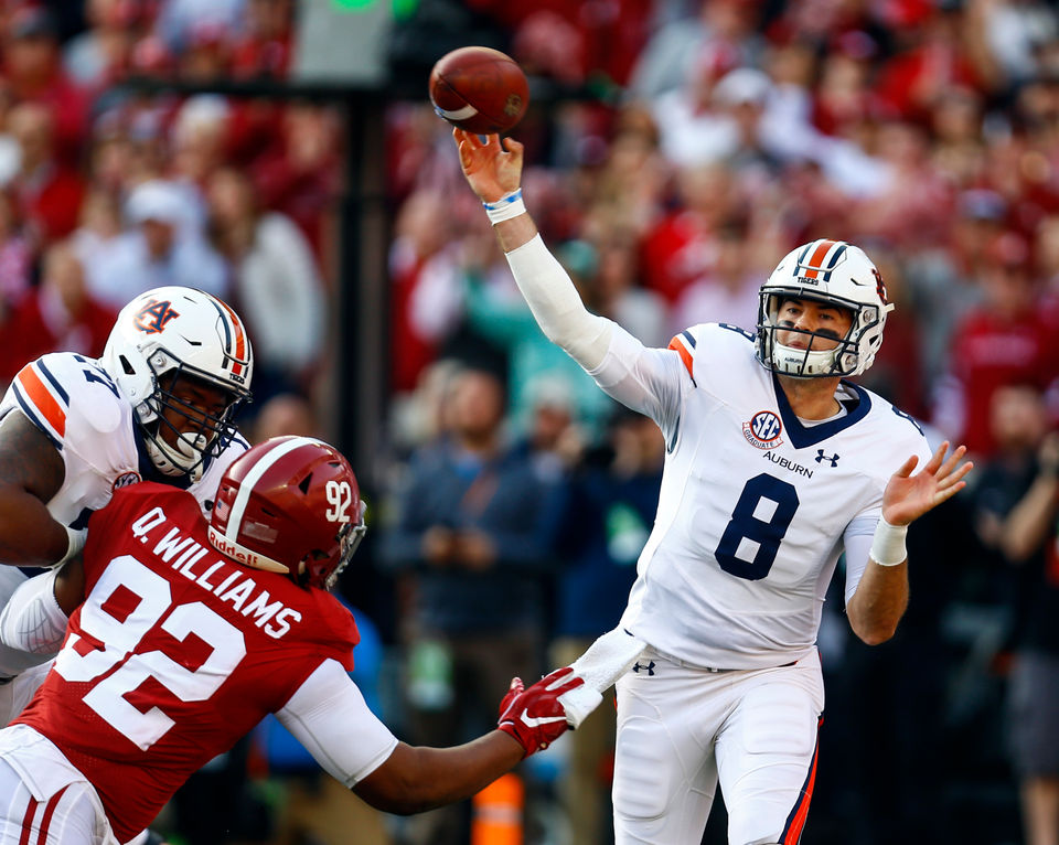 10 quarterbacks the Detroit Lions could target in NFL draft as Matthew  Stafford s backup d248634de