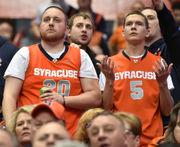 Syracuse basketball fans ride emotional roller coaster vs. North Carolina (photos)