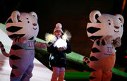 2018 Olympics closing ceremony: Roller skating pandas, K-pop and a party (photos)