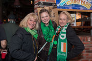 Seen@ The Mummers St. Patrick's Pub Crawl in downtown Springfield