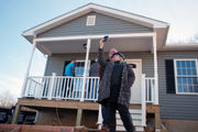 HGTV celebrities pitch in on Habitat for Humanity house in Warren County