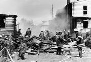 Gas explosion in Enola in 1976 claimed three lives: vintage photos
