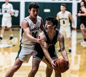 The high school boys basketball regular season is winding down, and soon, the postseason will be here. District tournaments tip off Feb. 25, and below you will find district pairings for Grand Rapids area teams.