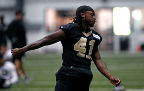 Yes, star Saints running back Alvin Kamara apparently loves the idea of working a few shifts as a garbage man. But no, he's not doing it because he wants to star in a series about working blue-collar jobs. The photo you're seeing of Kamara beginning to light up social media Thursday (Jan. 17) was shot during two commercials filmed recently for garbage mogul and real estate developer Sidney Torres IV, who socializes with Kamara regularly, Torres said in an interview.