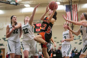 Muskegon girls hoops roundup: WMC's hopes for undefeated conference season spoiled by Ludington