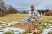 21 CNY towns where hunters killed the most deer in 2017