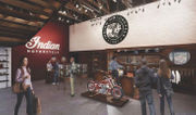 MGM Springfield reveals deal with Indian Motorcycles to open first apparel store at casino