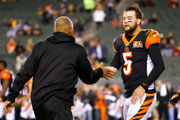 AJ McCarron says he learned patience, humility as an NFL backup quarterback