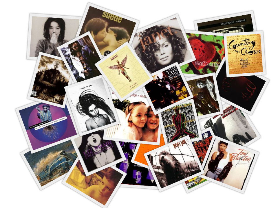 the 25 most essential albums of 1993