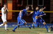 NJ.com boys soccer Top 20, Oct. 18: Upsets shuffle ranks with county finals ahead