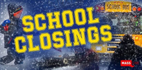 By MassLive Staff The following schools have announced closures or delays for Friday, Nov. 16, 2018, due to snow and ice in the forecast. This list will be updated as additional announcements are made.  This list will be updated as schools announce closures and delays. For the latest version, click here or refresh your page.  Need your school added to the list? District officials can contact us by email at newstips@masslive.com or phone at 413-776-1364.