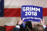 Scaramucci at his side, Grimm sounds in general election mode (commentary)
