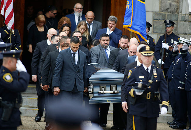 Police Officer Killed In Crash Gave His Soul To The Town