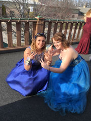 Birch Run High School students celebrate 'Around the World' at prom 2018