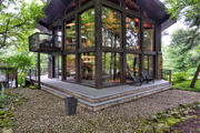 1980s contemporary in the woods in Russell Twp. for under $1M: House of the Week