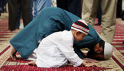 Local Muslims observe Ramadan at the Islamic Center of Cleveland