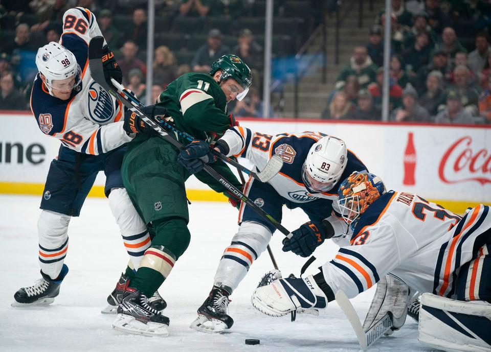 NHL trade rumors  Wild s Charlie Coyle to Bruins  5 teams chasing Senators   Matt Duchene  Devils dealing Marcus Johansson  Top 35 deadline targets  9a4b8726f