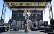 Skies clear for second day of Country Smooth Fest: see photos
