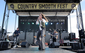 Crowds enjoyed sunshine and cool breezes Sunday at the Country Smooth Fest at NOLA Motorsports in Avondale.