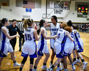 Warren Hills girls basketball rallies for exciting win in county semifinals