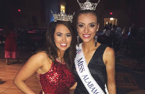 Miss Alabama Callie Walker posted a message to social media Sunday expressing support for Mund. The Miss Alabama pageant released a similar message using the hashtag #standwithcara