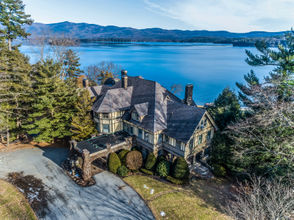 Address: 3232 Lake Shore Dr., Lake George, NY 12845 Price: $7,900,000 Acreage: 6.27 acres Size: 13,432 Built: 1895 School district: Lake George Taxes: $65,309 Monthly Mortgage: $31,835 (based on this week's national average rate of 4.45 percent, according to Freddie Mac, for a 30-year fixed-rate mortgage with a 20 percent down payment. Fees and points not included.)