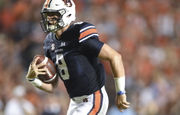 Auburn's Jarrett Stidham, Alabama's Jalen Hurts to attend Manning Passing Academy