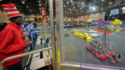 How is being on a robotics team like being an engineer? So many ways