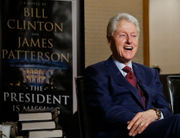 Bill Clinton testily defends his actions during Monica Lewinsky scandal in book-tour interview