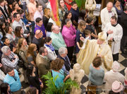 Easter Sunday services and an egg hunt, all at St. Louis Cathedral: Photo gallery