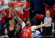 Check, please! Pelicans complete step one of NBA playoffs without a blemish